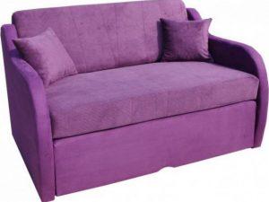 Pohovka Zuzana fialová