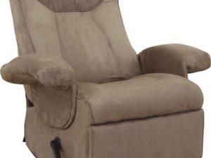 Relaxační křeslo SUAREZ - šedé