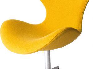 Čalouněné křeslo FELIX žlutá
