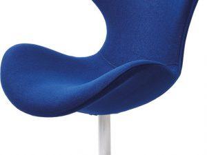 Čalouněné křeslo FELIX modrá