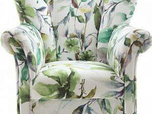 Křeslo STRAWINSKY II ES - Print Magnolia