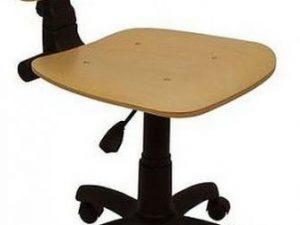 Pracovní židle Eko dřevěná