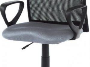 Kancelářská židle KA-B047 GRN - Zelená