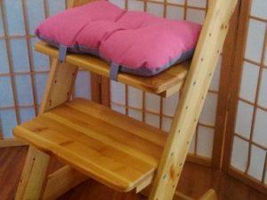 Sedák na dětskou židli Klára 2 Tyrkysovo-zelená