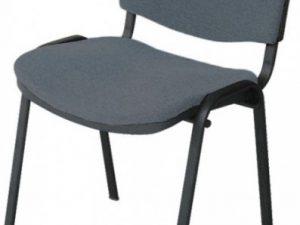 Jednací židle ISO NEW - šedá