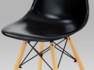Jídelní židle CT-718 BK1