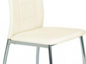 Jídelní židle K134 Bílá