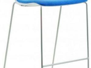 Barová židle 2160/SB TC Aoki - čalouněný pouze sedák