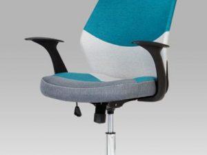 Kancelářská židle KA-N849 GRN - zelená