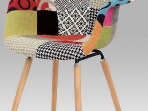 Jídelní židle s područkami CT-723 PW2