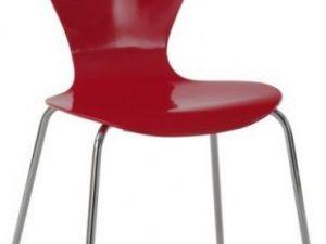 Jídelní židle C-180-5 GRN - zelená