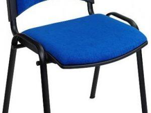 Konferenční židle Smart čalouněná