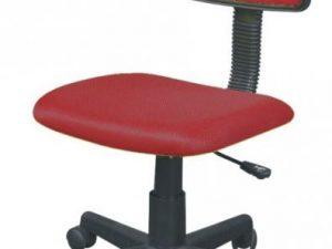 Kancelářská židle BST 2005 - červená