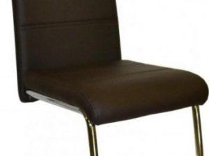 Jídelní židle Y  - hnědá