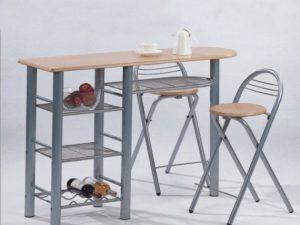 Barové židle + barový pult