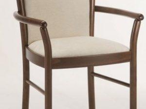Jídelní židle Draco s područkami