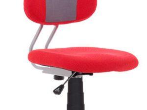 Peška Dětská rostoucí židle Robin Červená