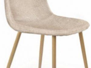 Židle LEGA - krémová