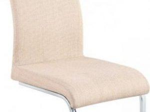 Jídelní židle AMINA - béžová