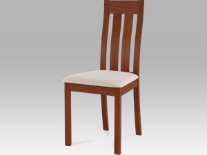 Jídelní židle BC-2602 WT - Bílá