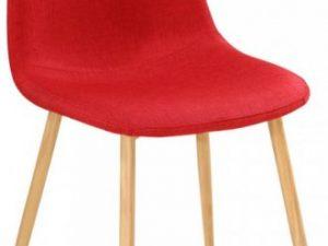 Jídelní židle Ohio - červená