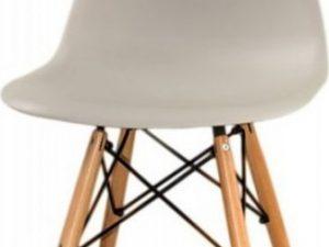 Židle CINKLA 2 NEW - šedá