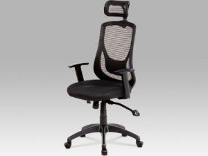 Kancelářská židle KA-A186 RED - červená