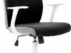 Kancelářská židle Combo zelená/černý okraj