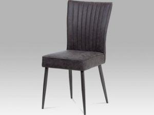 Jídelní židle HC-323 BR3 - hnědá