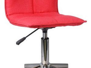 Kancelářská židle CRAIG - červená