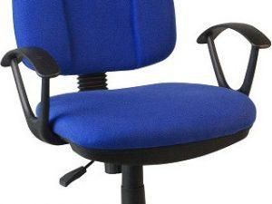 Kancelářská židle DEVRI -  látka