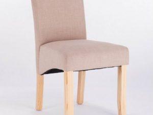 Jídelní židle JUDY 2 NEW - krémová