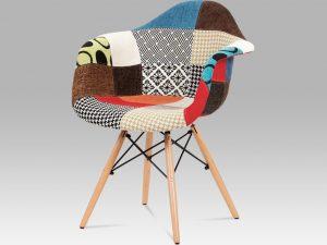 Jídelní židle s područkami CT-755 PW2