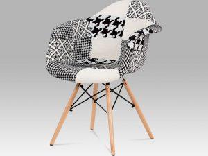 Jídelní židle s područkami CT-756 PW2
