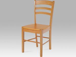 Dřevěná židle AUC-004 WAL - Ořech