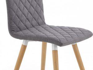 Jídelní židle K-282 šedá