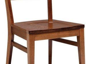 Dřevěná jídelní židle Soko 2D