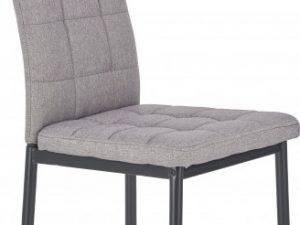 Jídelní židle K-292 šedá