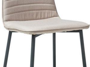 Jídelní čalouněná židle TOMAS béžová