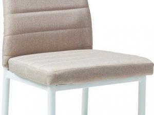Jídelní čalouněná židle H-266 béžová