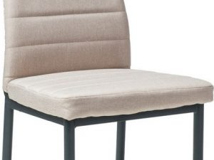 Jídelní čalouněná židle H-265 béžová