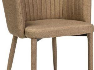 Jídelní čalouněná židle WEL béžová