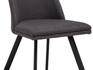 Jídelní čalouněná židle PABLO šedá