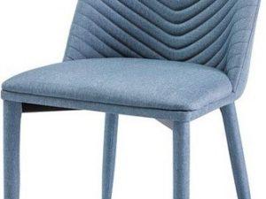 Jídelní čalouněná židle LUCIL denim