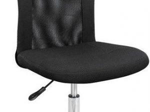 Kancelářská židle Q-122 černá