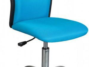 Kancelářská židle Q-099 modrá/černá