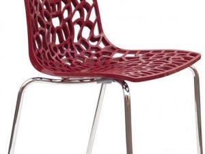 Jídelní židle Groove Polypropylen verde - zelená