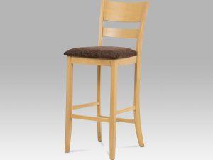 Barová židle AUB-5527 OAK1