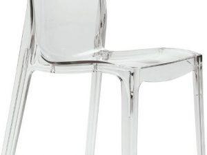 Židle Femme fatale Polypropylen rosso - červená