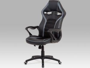 Kancelářská židle KA-G406 GREY